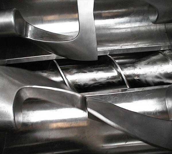 Sigma Mixer blades