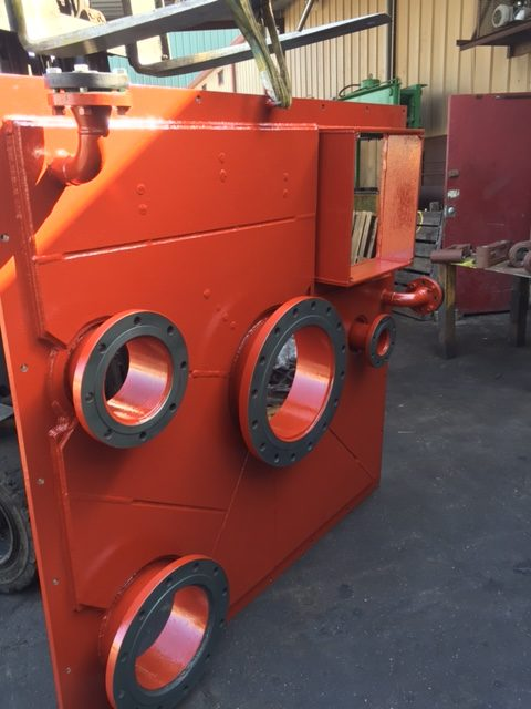 Custom Mixer Vacuum Top