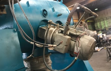 Littleford Mixer Repair