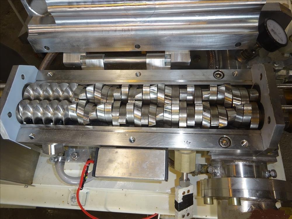 Aoustin Continuous Mixer Repair