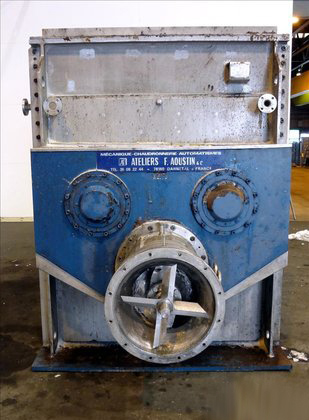Aoustin Mixer Repair