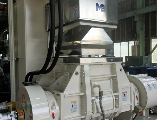 Moriyama Mixer