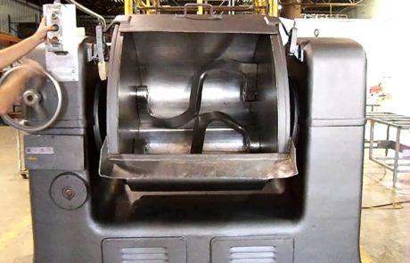 Readco Mixer repair